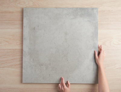 Windsor Matt Grey Concrete Look Tile