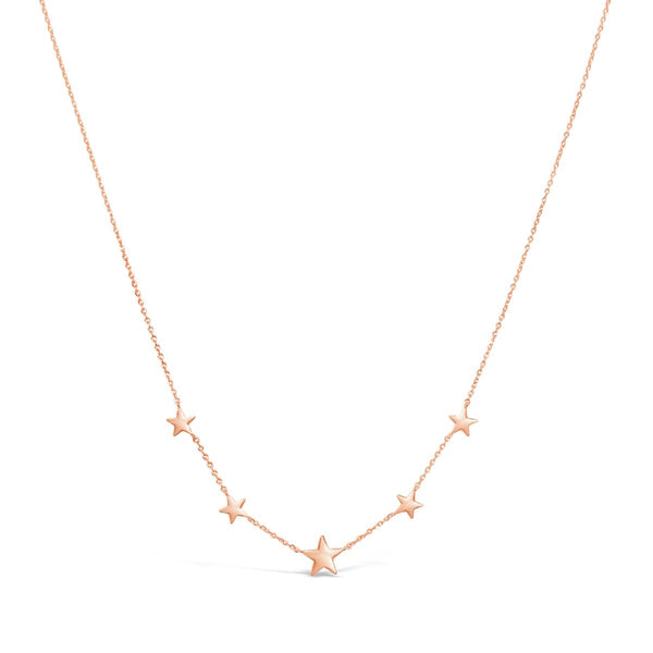 Petite Star Necklace