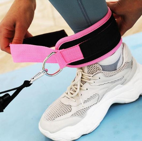 Best Resistance Band Training Ankle Cuff