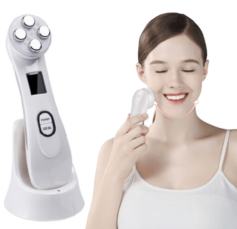 5-in-1 LED Skin Mesotherapy Treatment Therapy Device