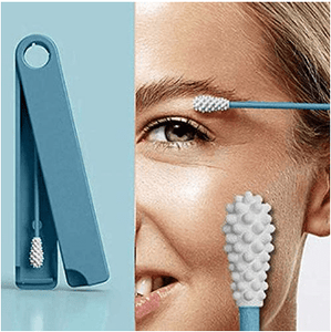 Reusable Cleaning Silicone Swabs