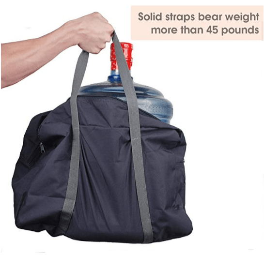 Best Multipurpose Collapsible Folding Nylon Travel Tote Bag