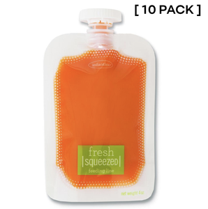 [10 Pack] Extra Disposable Pouches