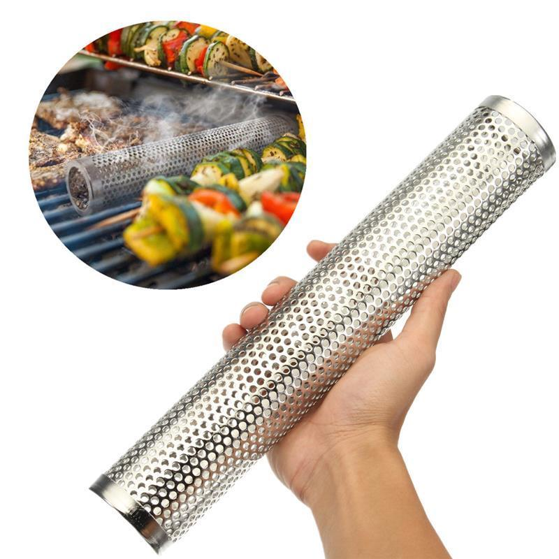 BBQ Tube Cold Wood Pellet Smoker