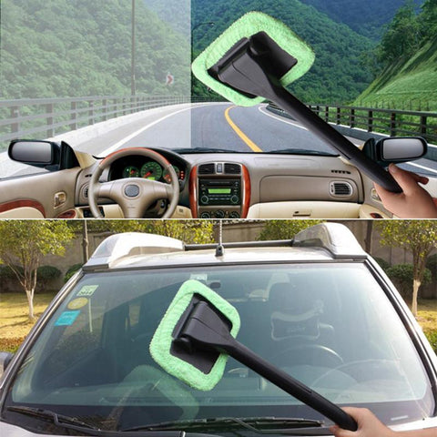 Best Car Windshield Microfiber Brush Cleaner Wipers