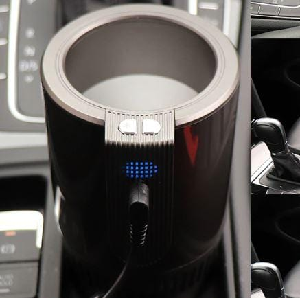 2-in-1 Electric Car Cooling and Heating Auto Cup