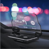 Car Heads Up Display Projector Kit