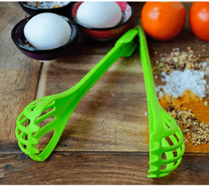 Dual Function Gripper Whisk-Tongs