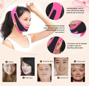 Facial Slimming V-Strap Lifter