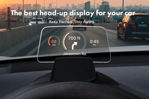 Car Heads Up Display Projector