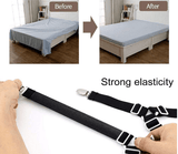 Best Bedsheet Suspender Fastener Straps Set of 4