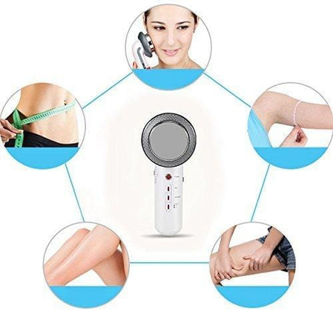Infrared Ultrasonic Anti-Cellulite Slimming Device