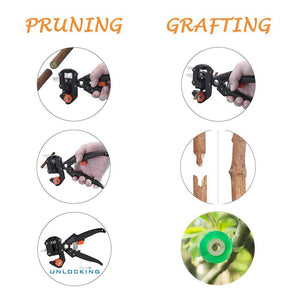 Garden Grafting Tool Shears