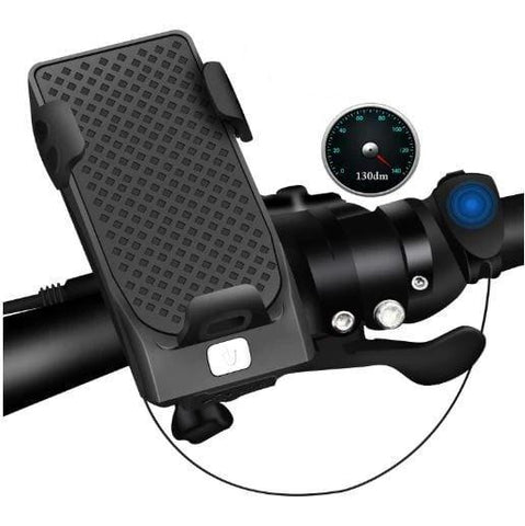 Best 4-in-1 Multipurpose Waterproof Bike Phone Mount