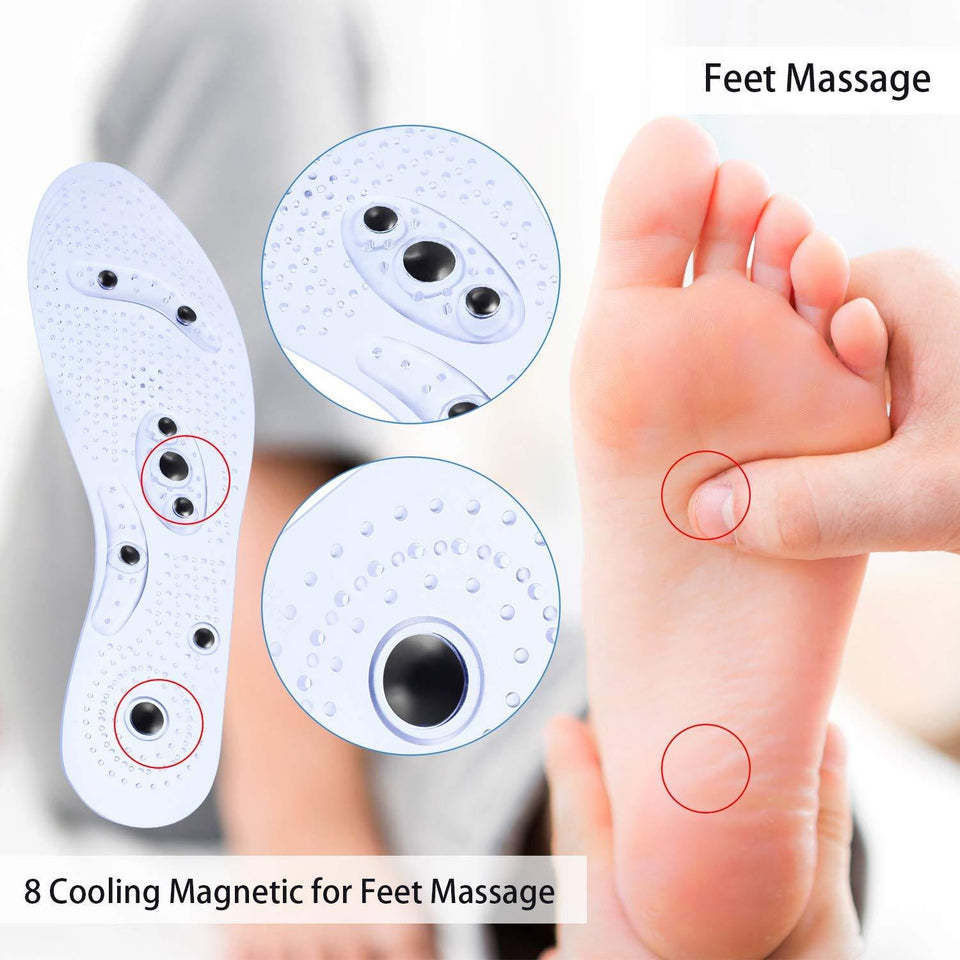 Acusoles® Magnetic Therapy Insoles