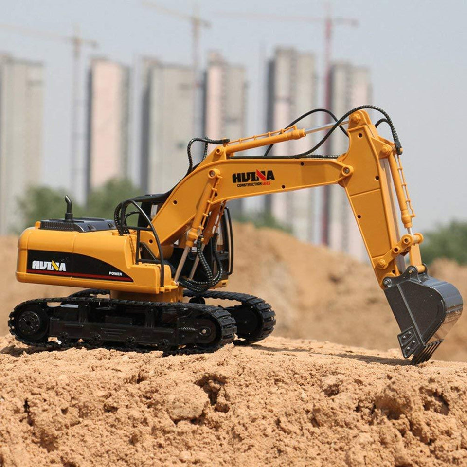 Realistic RC Digger/Excavator