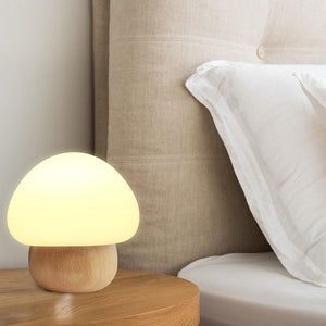 Best LED Light Mushroom Multicolor Night Lamp