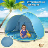 Popup Baby Pool Tent