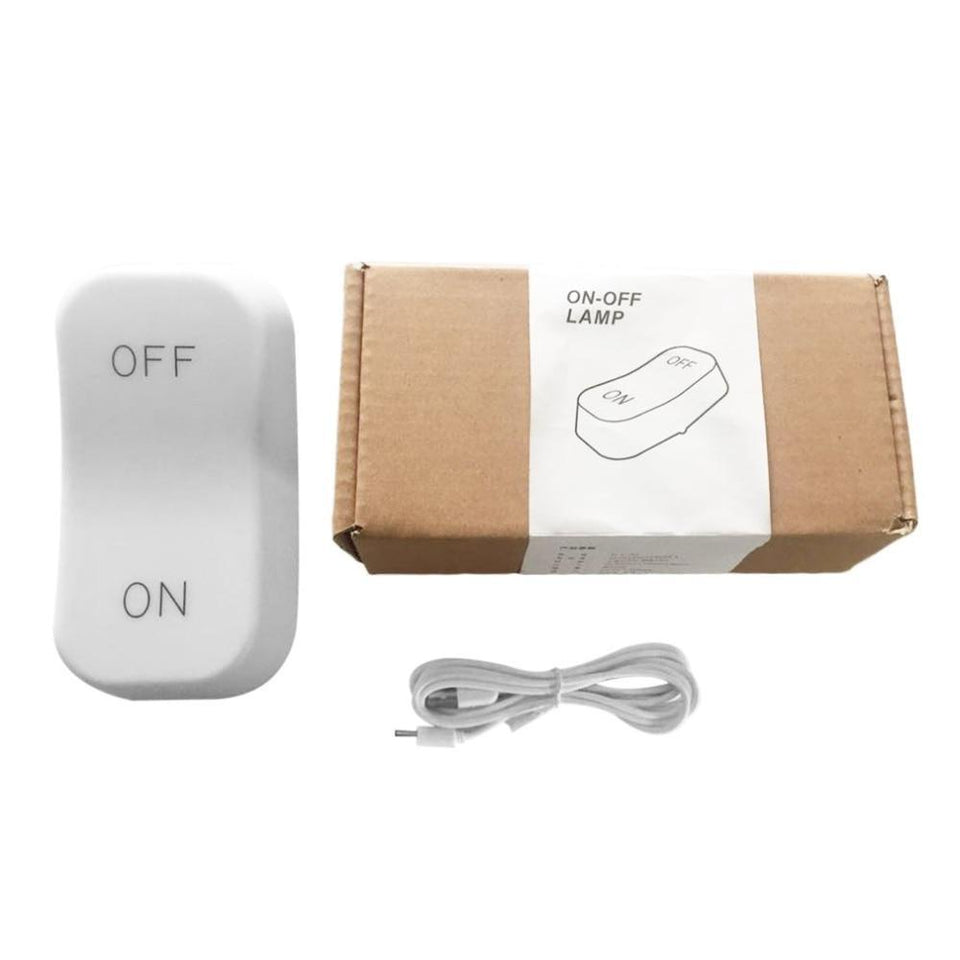 ON/OFF Touch Switch Gravity Sensor Lamp