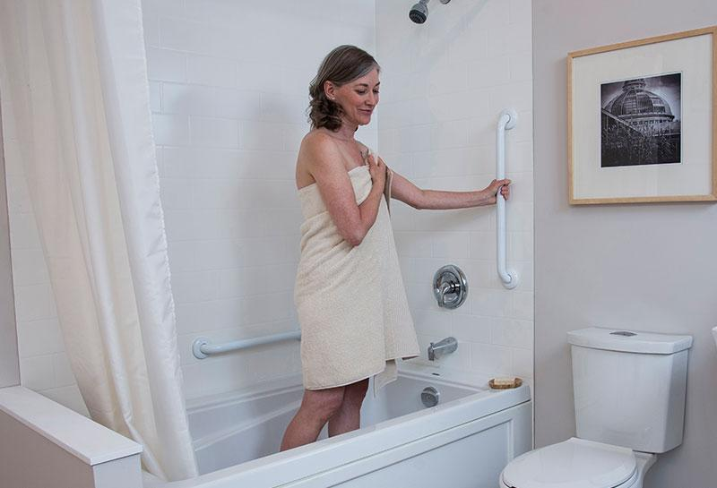 Shower Safety Grab Bar