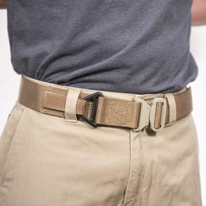Heavy Duty Tactical Nylon Belt