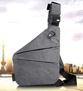 Slim Anti-Theft Personal Sling Chest Bag