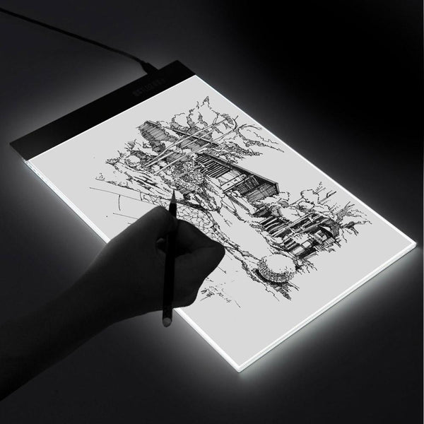 LED Light Pad For Drawing Sketching Tracing