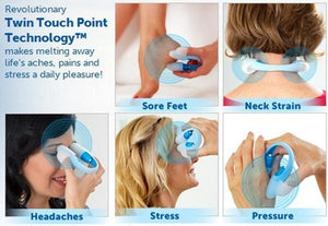 Acupressure Fingertip Body Massager