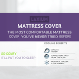 Hypoallergenic Waterproof Mattress Cover