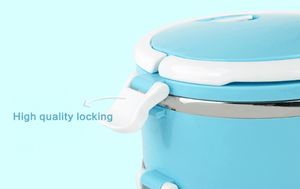 Stackable Stainless Steel Lunch Box