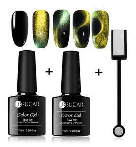 Galaxy Nails® Magnetic Cateye Gel Kit
