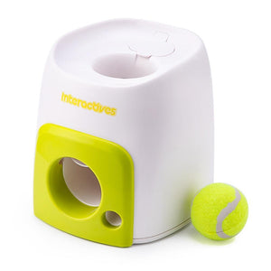 Best Interactive Automatic Tennis Ball Launcher