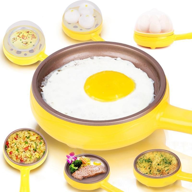 Portable Electric Frying Pan