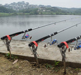 Automatic Stainless Steel Adjustable Fishing Rod Holder Bracket