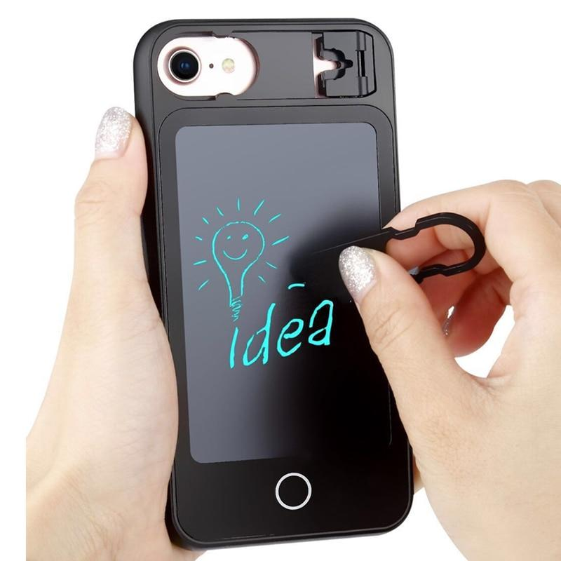 Writing Pad Mobile Phone Case Notepad