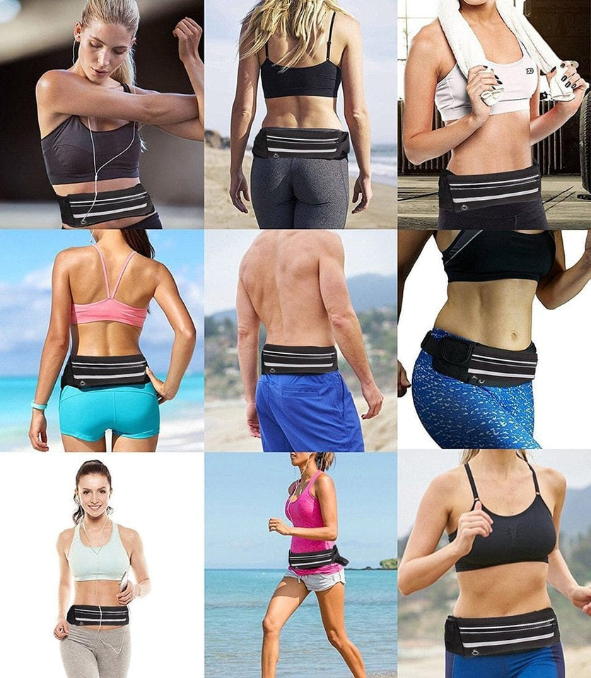 Outdoor Sports Running Waist Belt Bag