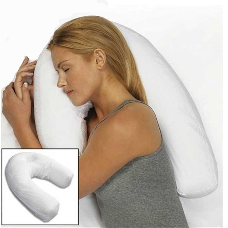 Best U-Shaped Head Cervical Ergonomic Pillow