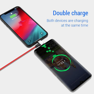 Best Rotating Magnetic USB Hybrid Charging Cable