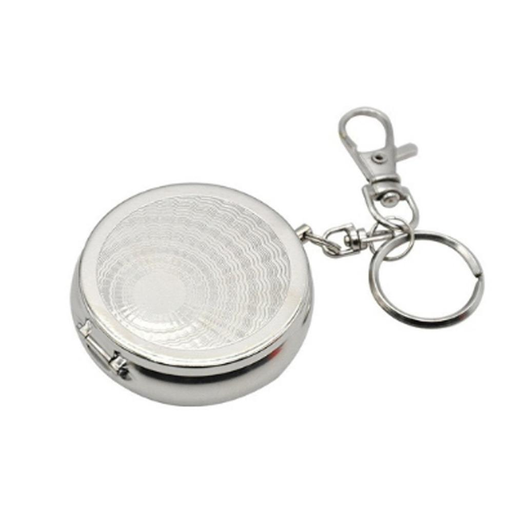 Portable Stainless Steel Pocket Ash Tray