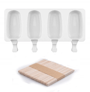 Silicone Popsicle Ice Cream Mold