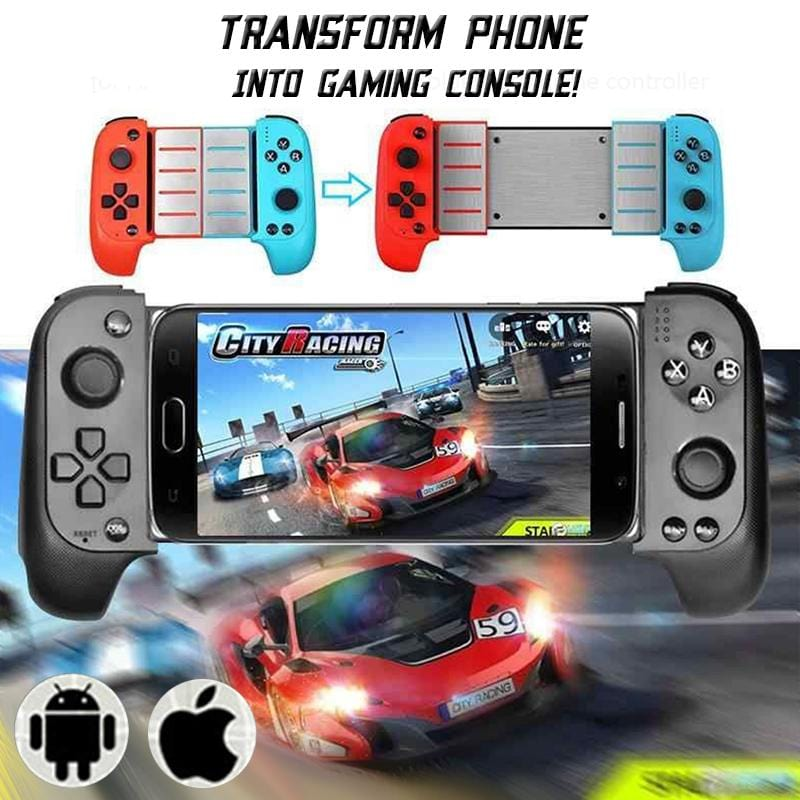 Wireless Bluetooth Smartphone Controller