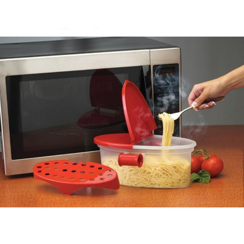 Best Easy Microwave Pasta Cooker Boat