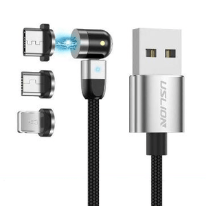 Best 360 Magnetic Swivel Rotatable Charging Cable