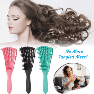 Flexible Easy Detangler Hair Brush