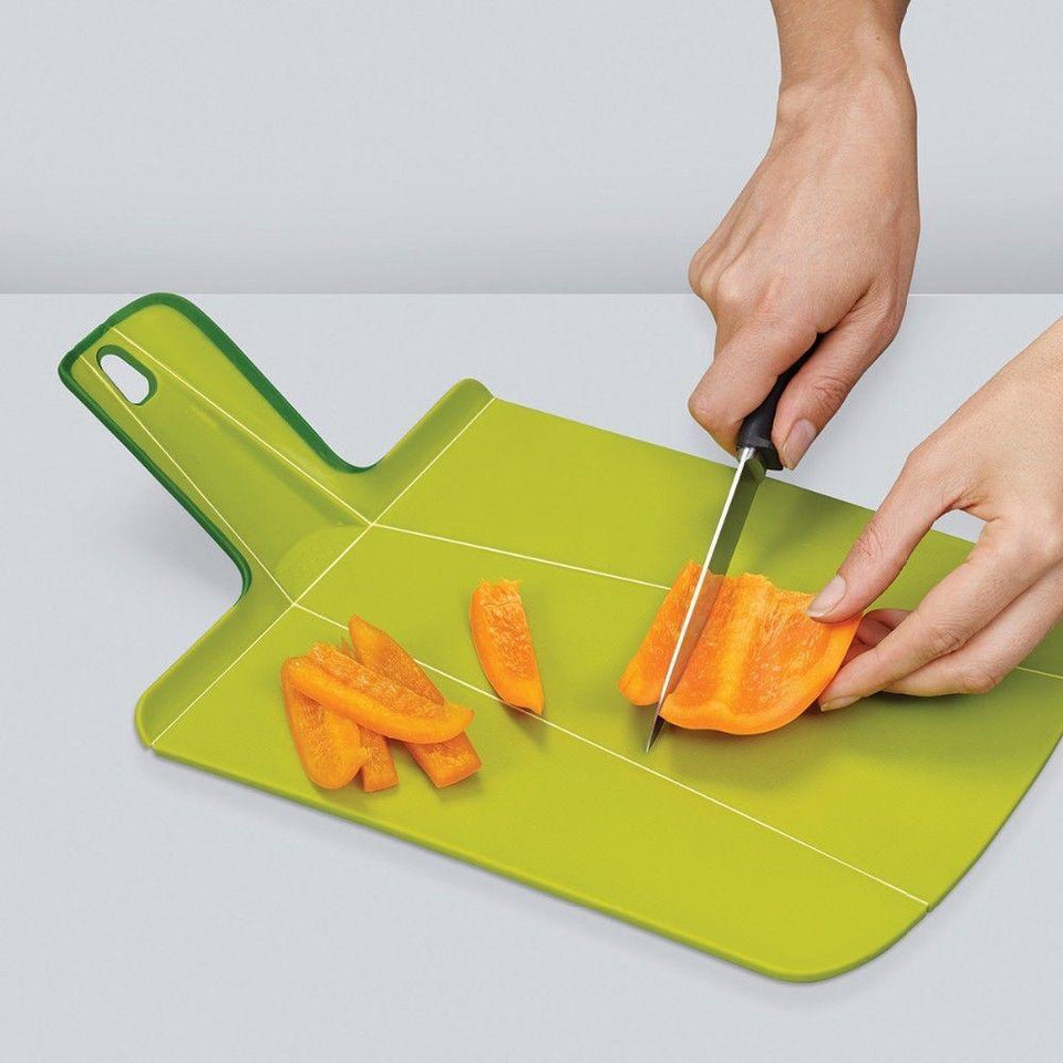 Collapsible Silicone Folding Plastic Kitchen Cutting Board