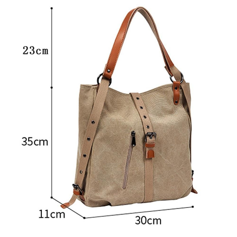 Best Convertible Waterproof Large Tote Travel Bag