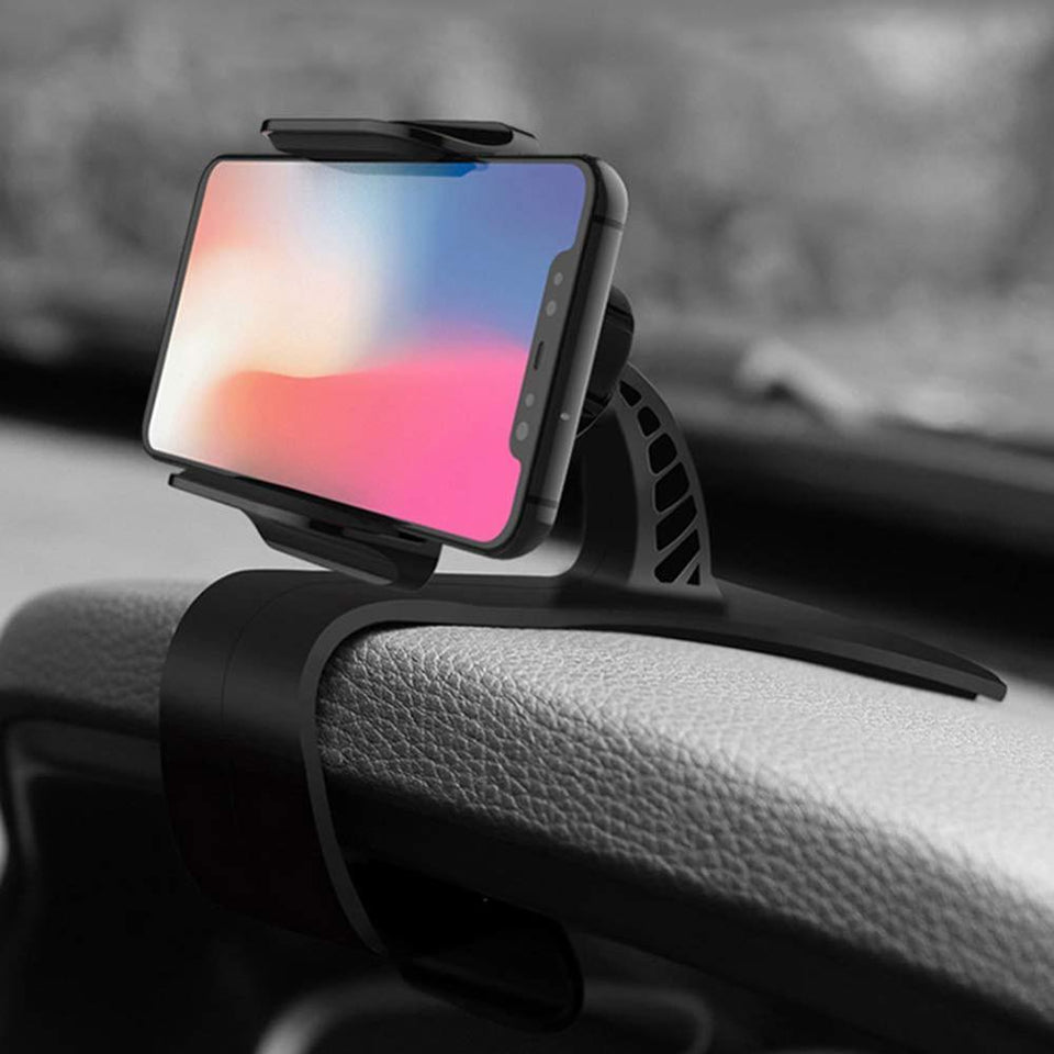 Best 360° Rotatable Navigation Car Dashboard Phone Mount