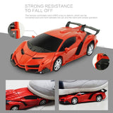 RC Robot Car Transformer Toy