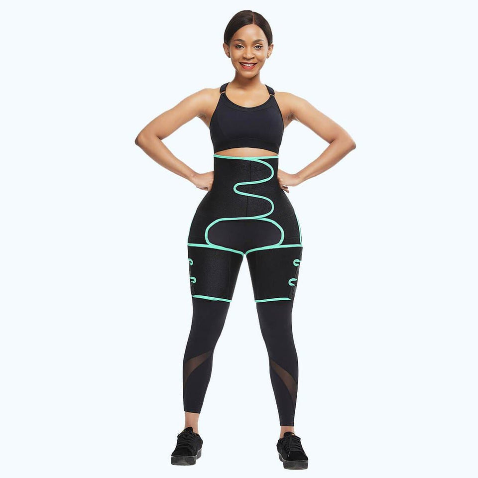 Body Belt® 3 in 1 Neoprene Body Trimmer