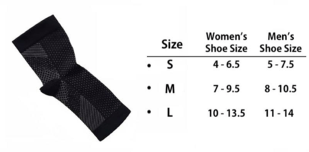 Anti-Fatigue Compression Foot Sleeves